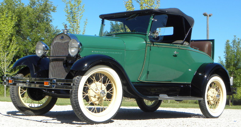 1929 Ford Model A Image 19