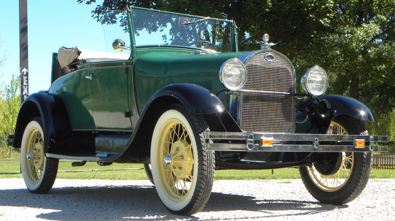 1929 Ford Model A Image 28