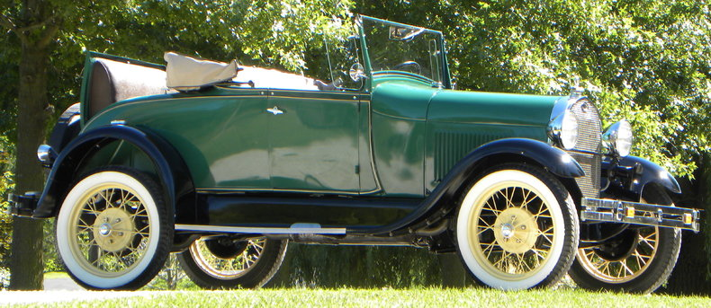 1929 Ford Model A Image 26