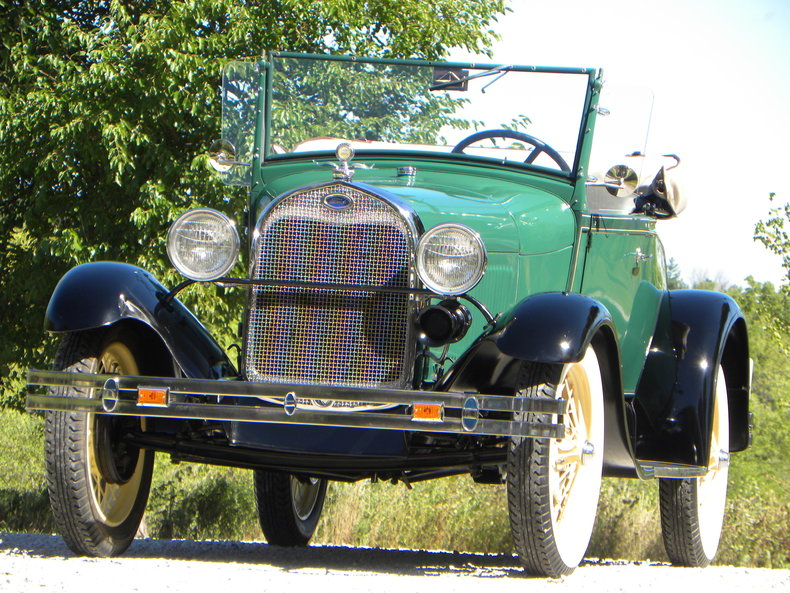 1929 Ford Model A Image 25