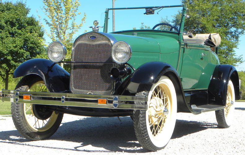 1929 Ford Model A Image 30