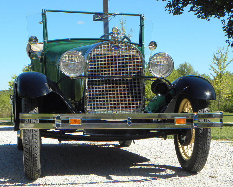 1929 Ford Model A Image 29
