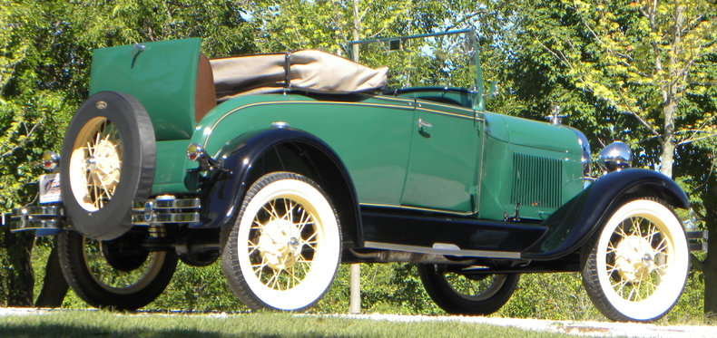 1929 Ford Model A Image 34