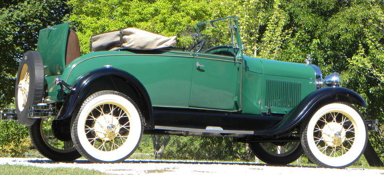 1929 Ford Model A Image 33