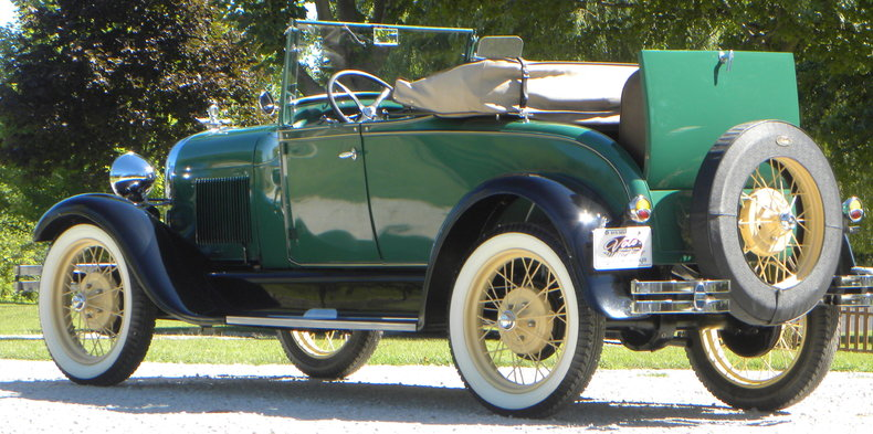 1929 Ford Model A Image 37