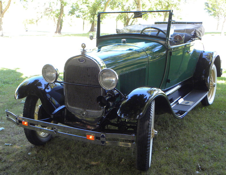 1929 Ford Model A Image 46