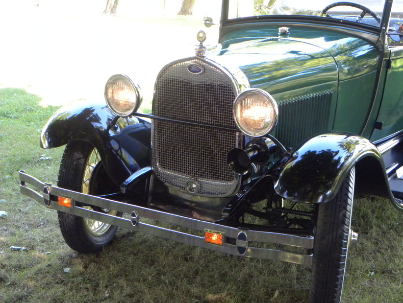 1929 Ford Model A Image 47