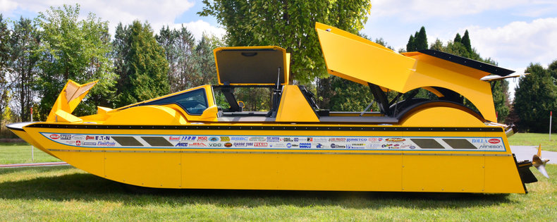 2009 Dobberton Hydrocar  Image 15