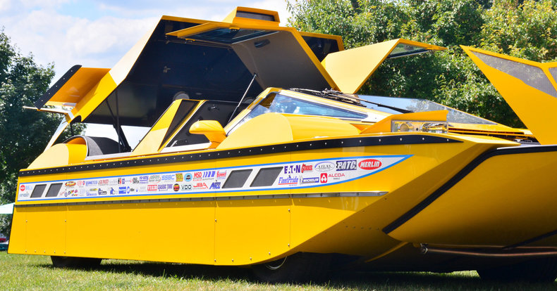 2009 Dobberton Hydrocar  Image 36