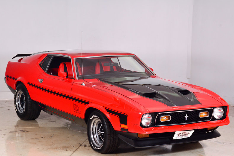 1972 Ford Mustang Image 65