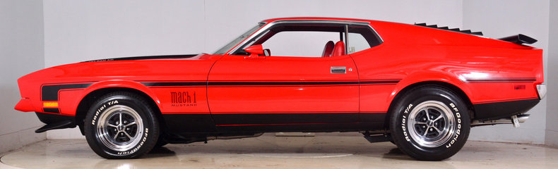 1972 Ford Mustang Image 32
