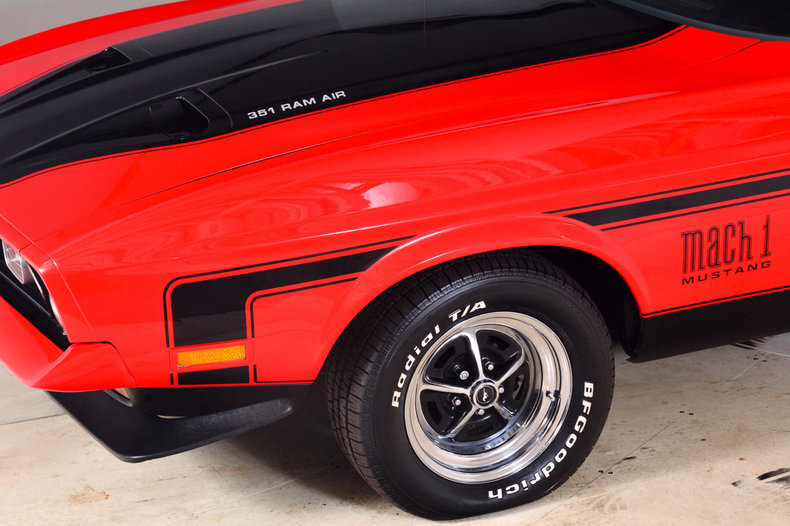1972 Ford Mustang Image 17