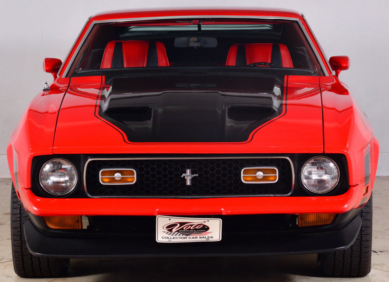 1972 Ford Mustang Image 37
