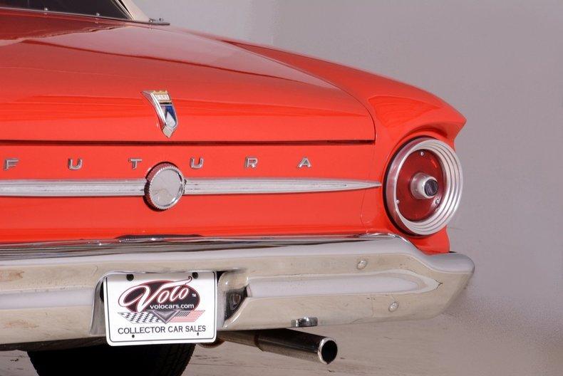 1963 Ford Falcon Image 37