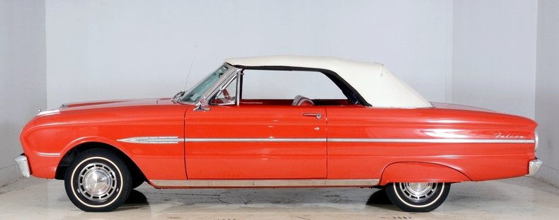 1963 Ford Falcon Image 41