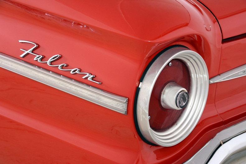 1963 Ford Falcon Image 43