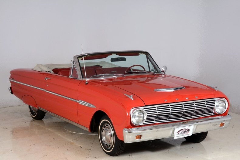1963 Ford Falcon Image 72