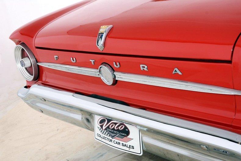 1963 Ford Falcon Image 73