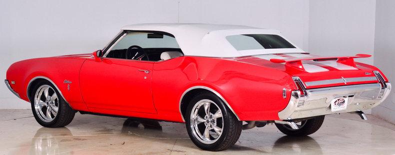 1969 Oldsmobile Cutlass Supreme Image 20