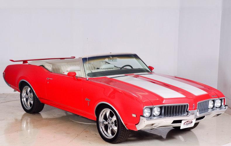1969 Oldsmobile Cutlass Supreme Image 74