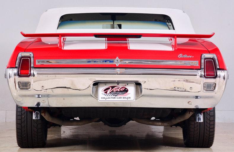1969 Oldsmobile Cutlass Supreme Image 17