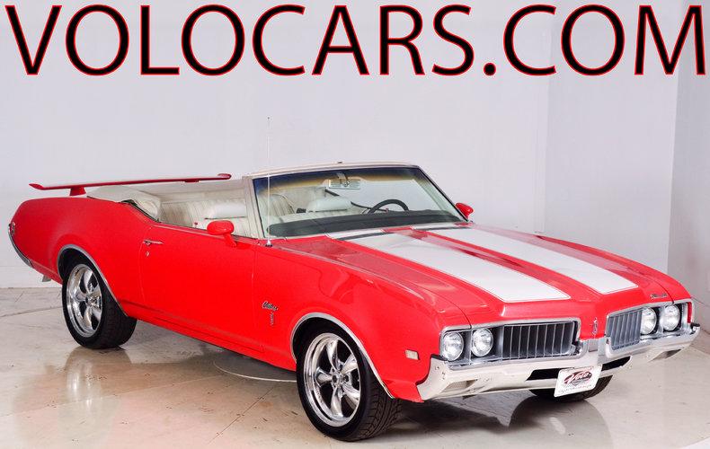 1969 Oldsmobile Cutlass Supreme Image 1