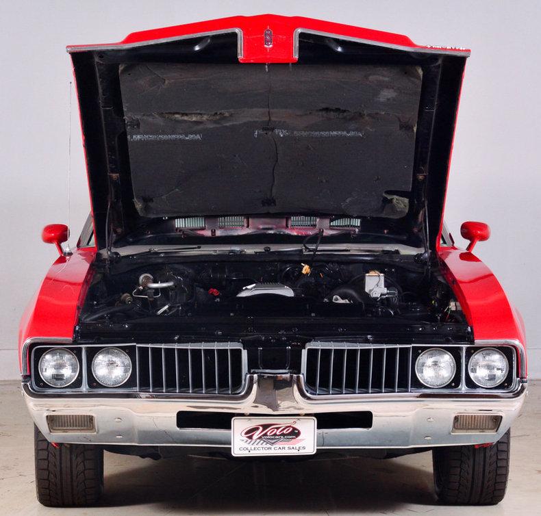 1969 Oldsmobile Cutlass Supreme Image 15