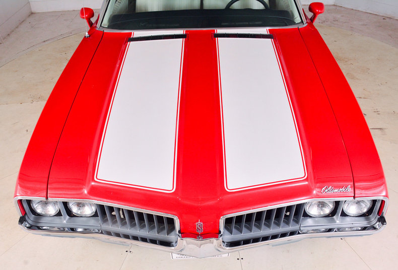 1969 Oldsmobile Cutlass Supreme Image 33