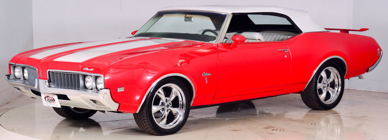 1969 Oldsmobile Cutlass Supreme Image 30