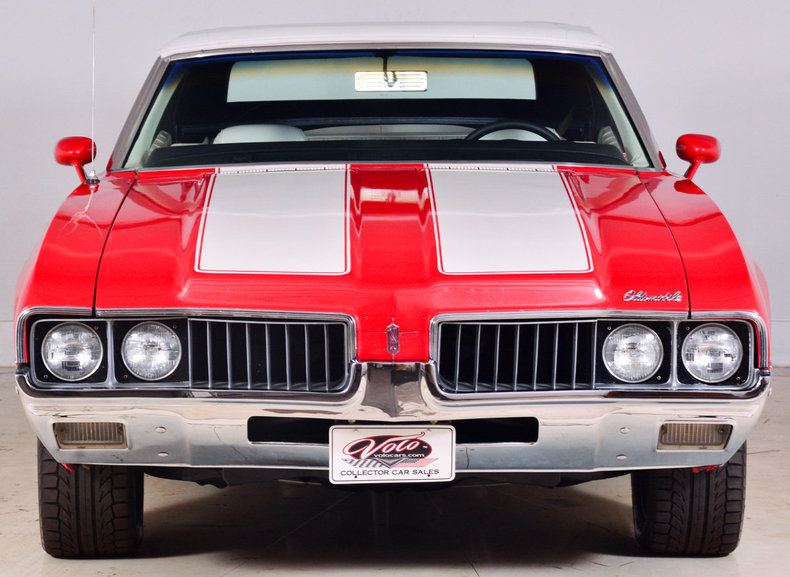 1969 Oldsmobile Cutlass Supreme Image 31