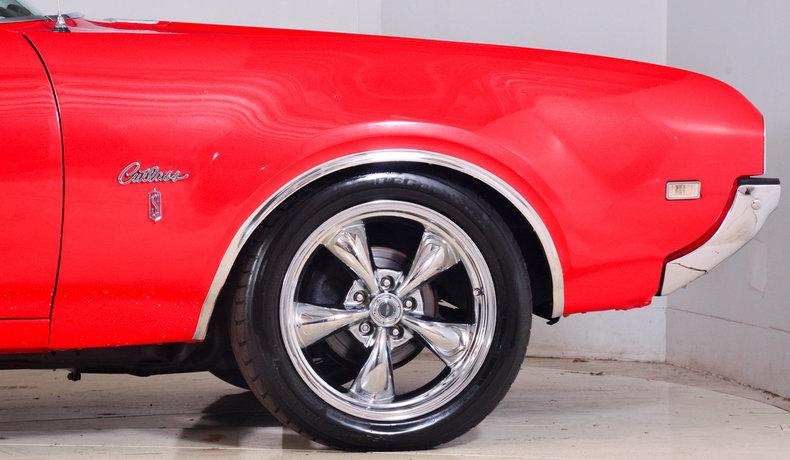 1969 Oldsmobile Cutlass Supreme Image 29