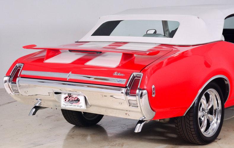 1969 Oldsmobile Cutlass Supreme Image 51