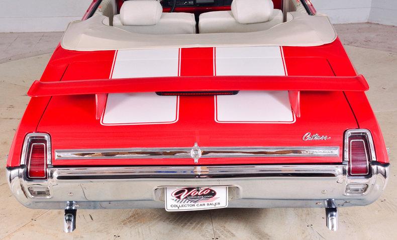 1969 Oldsmobile Cutlass Supreme Image 41