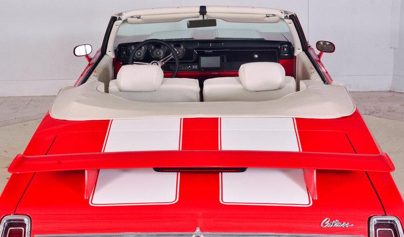 1969 Oldsmobile Cutlass Supreme Image 66