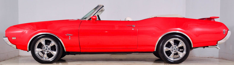 1969 Oldsmobile Cutlass Supreme Image 6