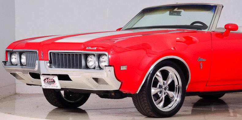 1969 Oldsmobile Cutlass Supreme Image 39