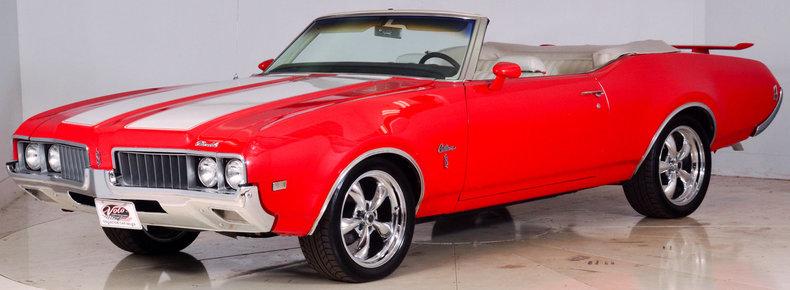 1969 Oldsmobile Cutlass Supreme Image 63
