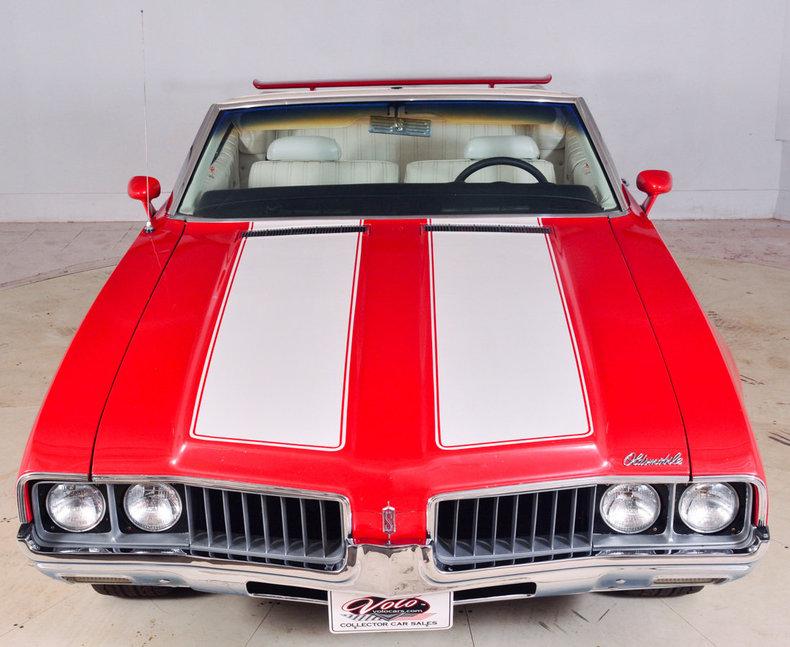 1969 Oldsmobile Cutlass Supreme Image 12