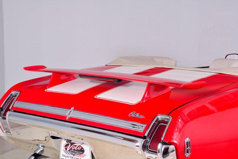 1969 Oldsmobile Cutlass Supreme Image 71