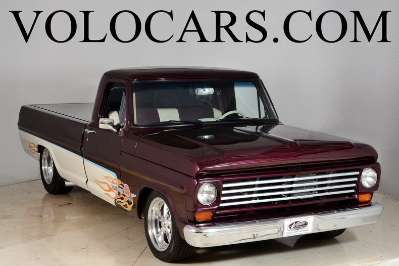 1967 Ford F100 Image 1