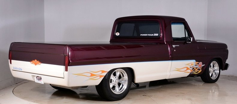 1967 Ford F100 Image 3