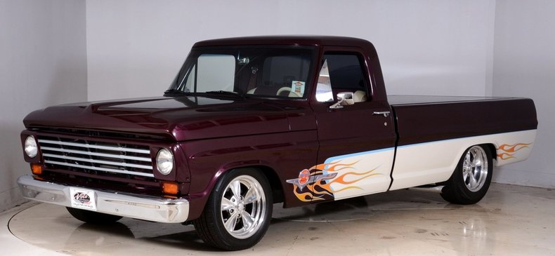 1967 Ford F100 Image 49