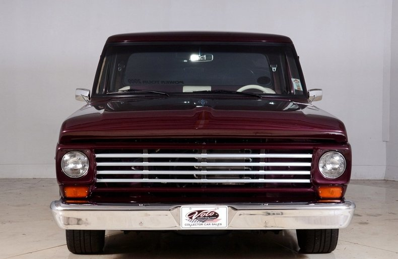 1967 Ford F100 Image 57