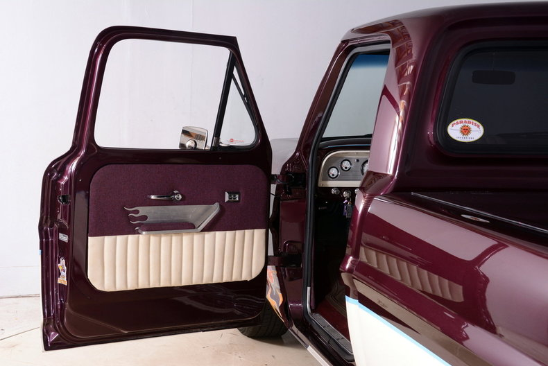 1967 Ford F100 Image 95