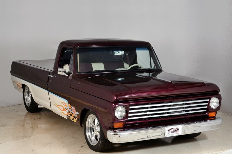 1967 Ford F100 Image 101