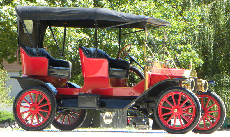 1912 Ford Model T Image 8