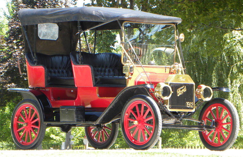 1912 Ford Model T Image 6