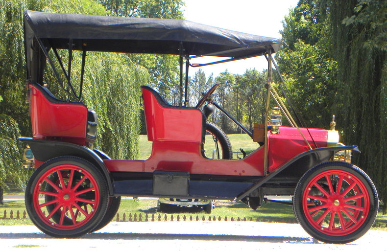 1912 Ford Model T Image 9