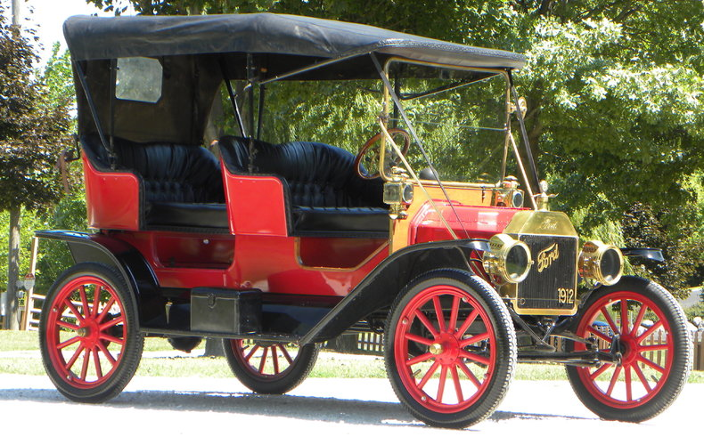 1912 Ford Model T Image 10