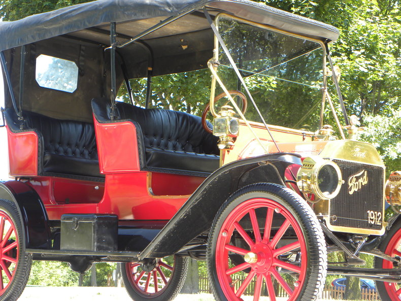 1912 Ford Model T Image 11